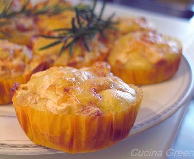 ricetta veloce di tortine salate