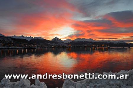 Ushuaia - Canal de Beagle - Beagle Channel - Patagonia - Andrés Bonetti