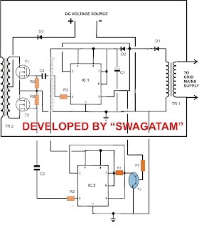 grid tie inverter schematic circuit diagrams grid wiring diagram for 3 way switch designing a grid tie inverter circuit on grid tie inverter