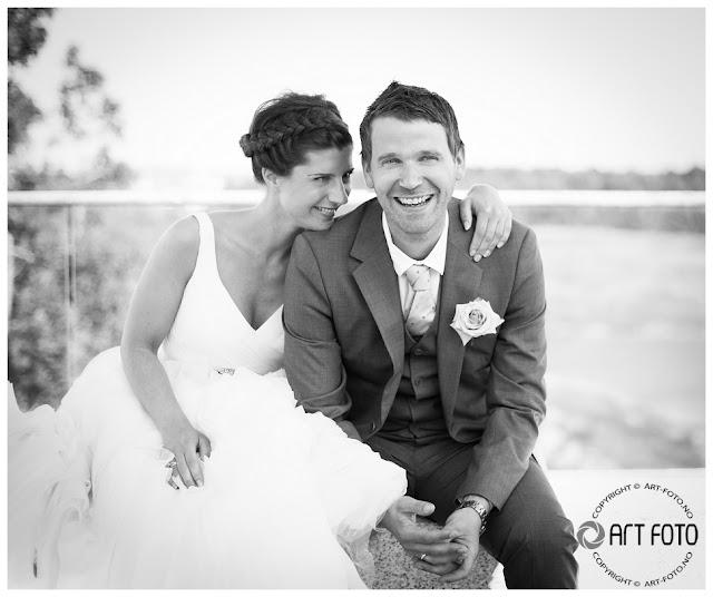 2012 08 15 011 - Sommer, sol og brudepar :)