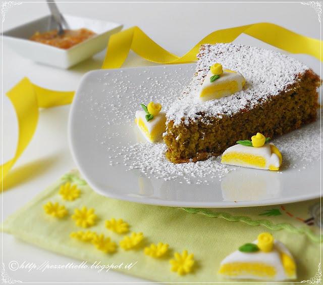 torta senza farina tutta pistacchio