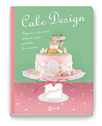 Il libro dove trovate alcune torte mie