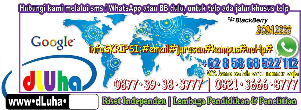 Jasa Skripsi Manajemen || WA+62858-6852-2112 WhatsApp