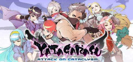 Yatagarasu Attack on Cataclysm pc full inglés y español