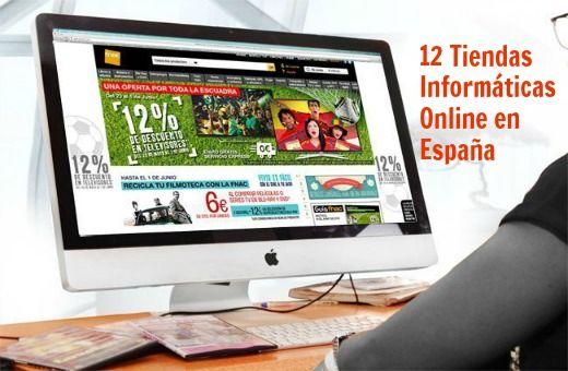 tiendas para comprar online en España