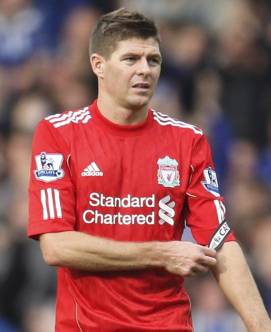 Steven George Gerrard Net Worth
