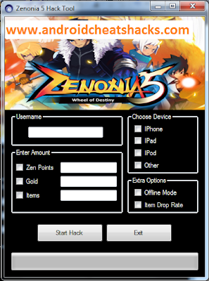Zenonia 5 Cheats & Hack Tool - Get Unlimited Zen Item Hack - Free