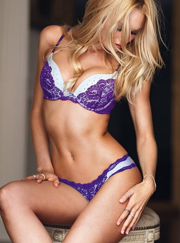 Candice Swanepoel – Victoria's Secret Photoshoot