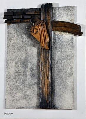 Le chemin de croix de Francis Schneider