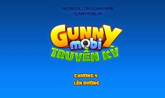 Gunny mobi truyền kỳ Chương 4: Lên đường