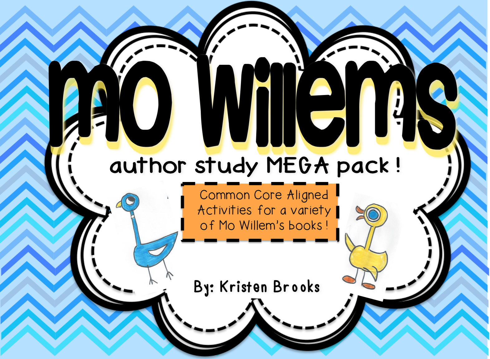 A video interview with Mo Willems | Reading Rockets