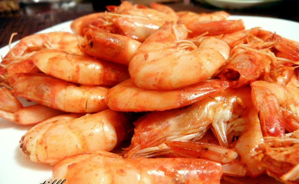 Simple Things In Life : Sauteed Cajun Shrimp