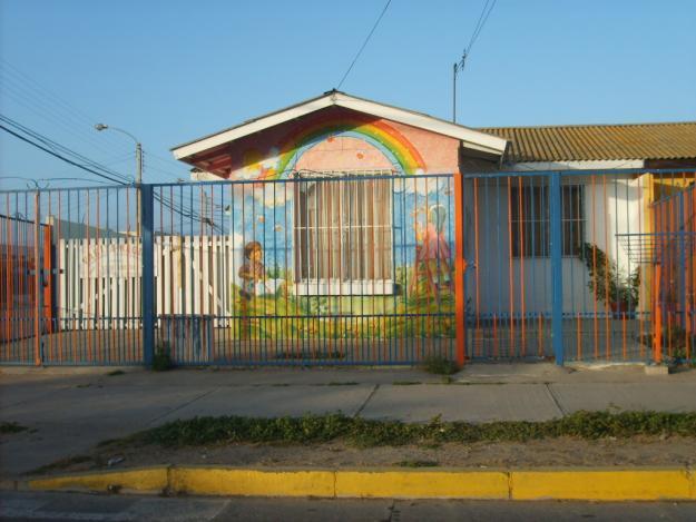 Jardin infantil y sala cuna los enanitos for Jardin infantil