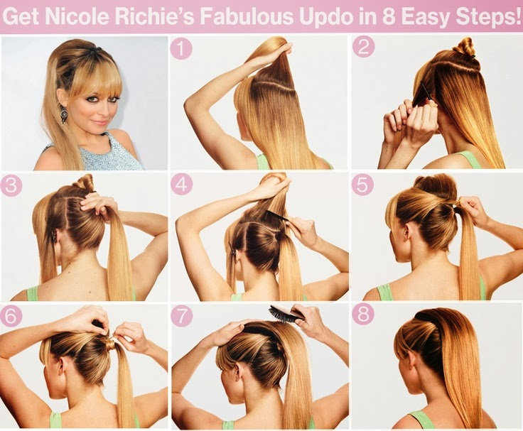 Excellent Easy Hairstyles To Do At Home