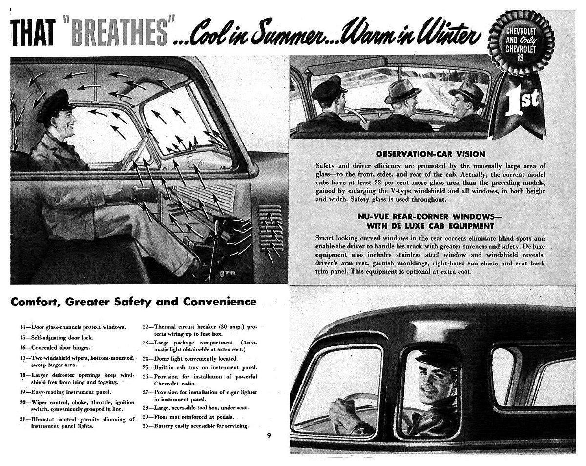 Chevrolet Panel Van 1950 Stuurman Classic And Special Cars Car Fuse Box De Techniek Is Ook Het Interieur Volledig Aangepast Aan Deze Tijd Een Werkelijk Uniek En Zeldzaam Mooi Exemplaar Waar Veel Geld Liefde In