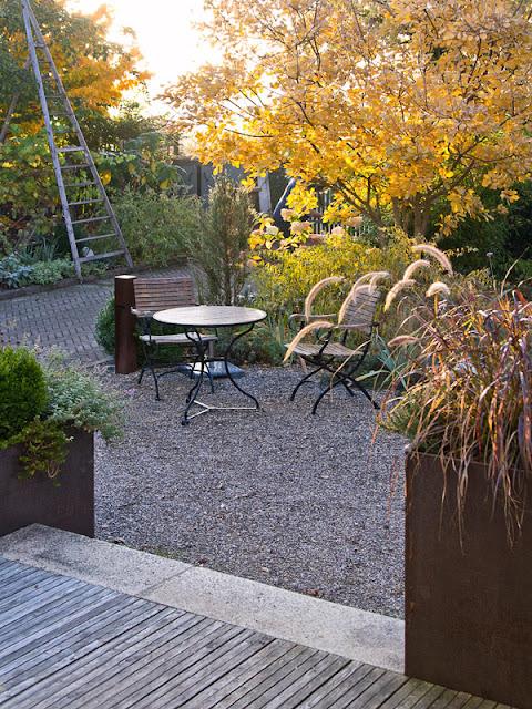 Raumbildung Garten, Vorgarten, München, Garten, Sitzplatz, Garpa