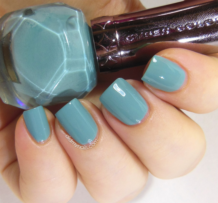 Cyber Colors Blues Party swatch