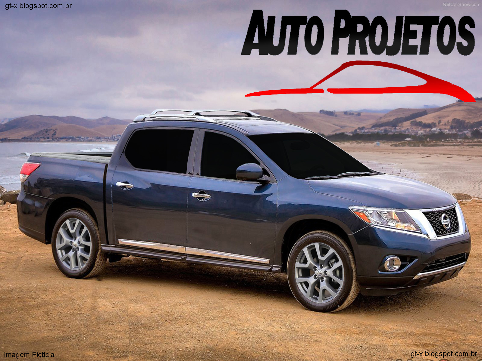 New Nissan Frontier 2015