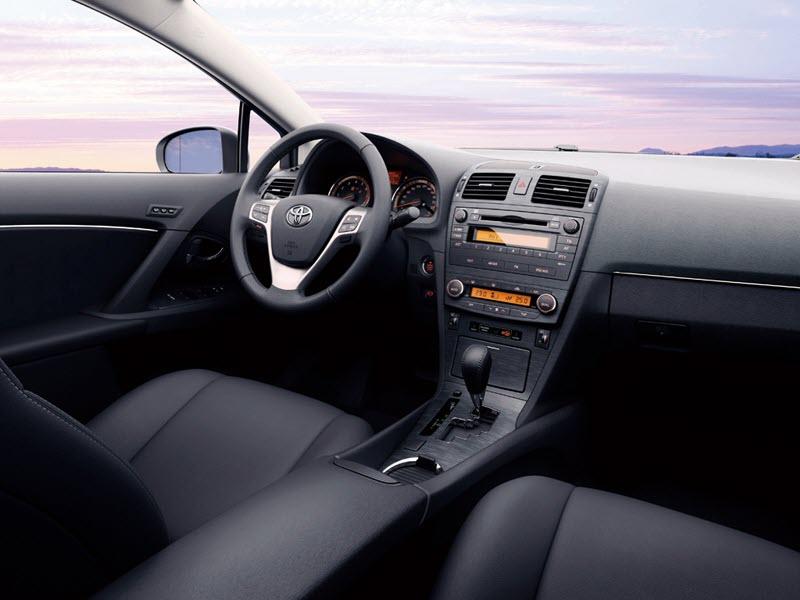 صور سيارة تويوتا افينسيس 2012 - اجمل خلفيات صور عربية تويوتا افينسيس 2012 - Toyota Avensis Photos 9-1.jpg