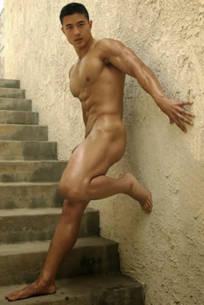 Фото голых спортсменов