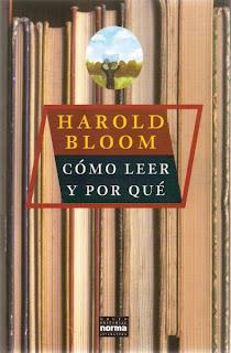 Descarga: Harold Bloom - Cómo leer y por qué