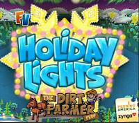 Farmville Holiday Lights Farm