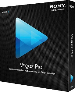 SONY Vegas PRO 12.0.0.367