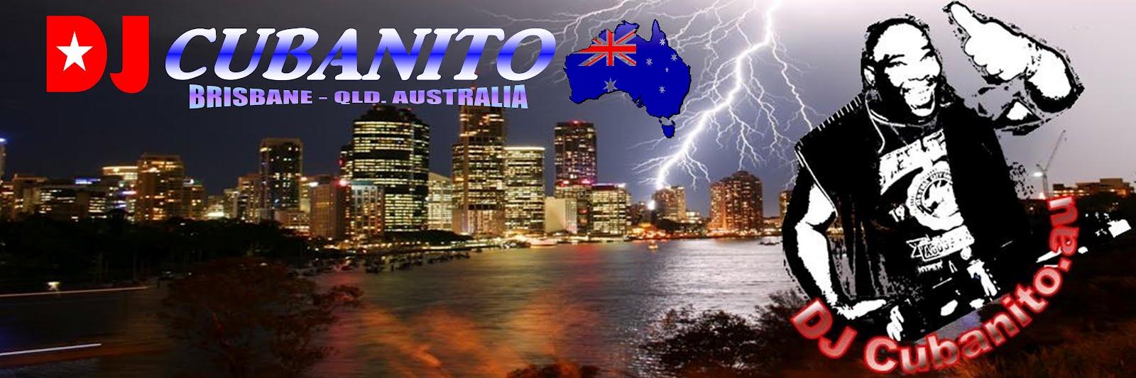 DJ Cubanito. Australia