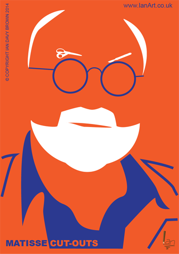 Henri Matisse cut-outs