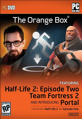Half-Life 2 The Orange Box PC Full Español