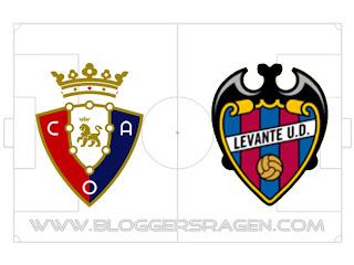 Prediksi Pertandingan Levante UD vs Osasuna
