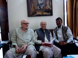 Sri Jugal Kishore Jaithelia, Gulab Khandelwal and Shambhu-Choudhary
