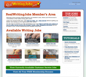 earn internet money how to make money from home real writing here at real writing jobs review we pride ourselves in informing the customer of everyhing possible we found this on there website they say ldquowe are so