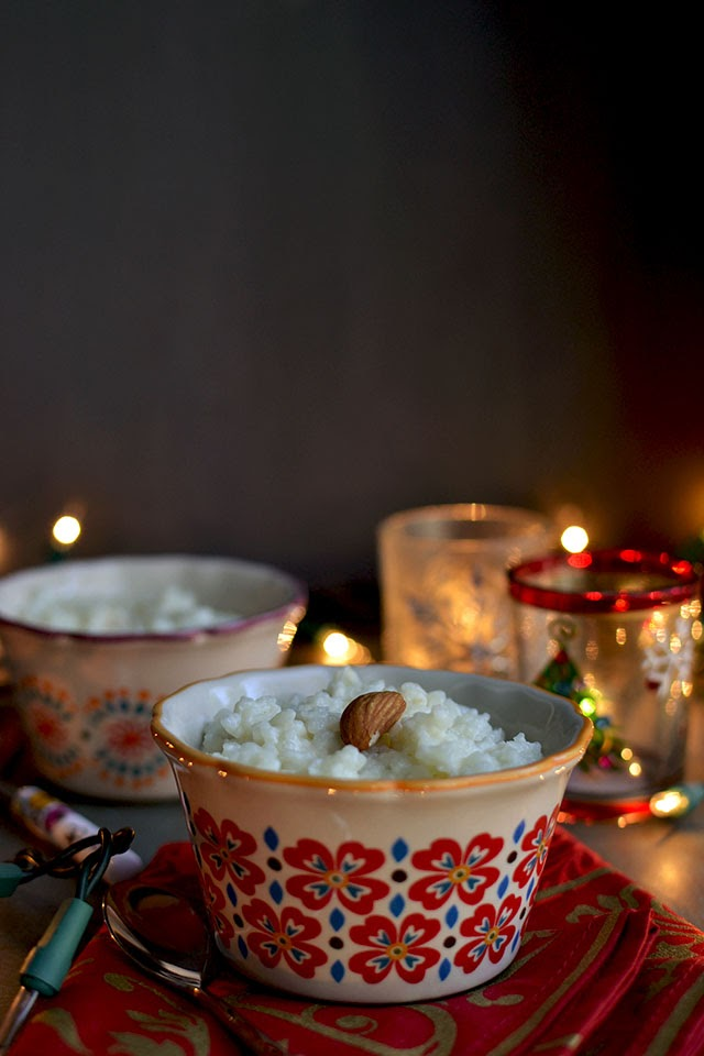 Swedish Rice Porridge
