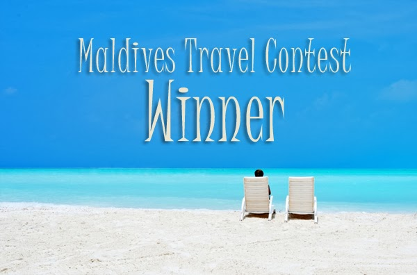 Maldives Travel Contest Winner for October 2013