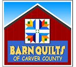 Barn Quilts Cool Art in Waconia