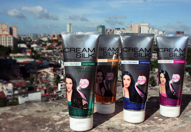 Doubling Up on Beauty with Cream Silk's Daily Treatment Conditioner