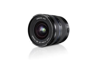 Obiektyw Samsung NX 12-24 mm