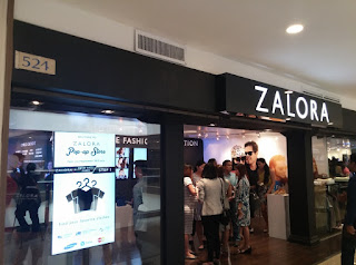 Zalora Philippines First-Ever Digital Pop-up Store Officially Opened