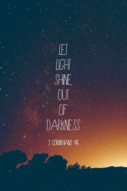 || Mathew 5:16 || Be The Light ||