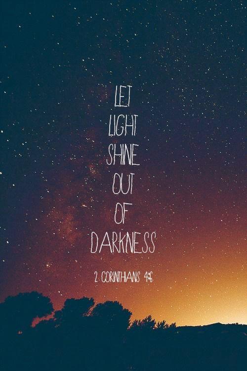 || Mathew 5:16 || Be The Light ||