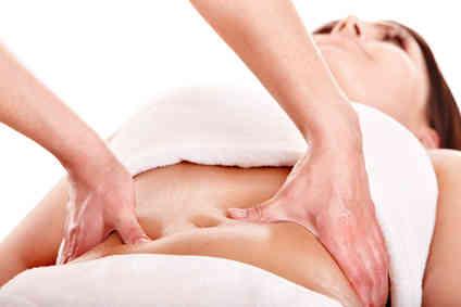 Massagem modeladora: