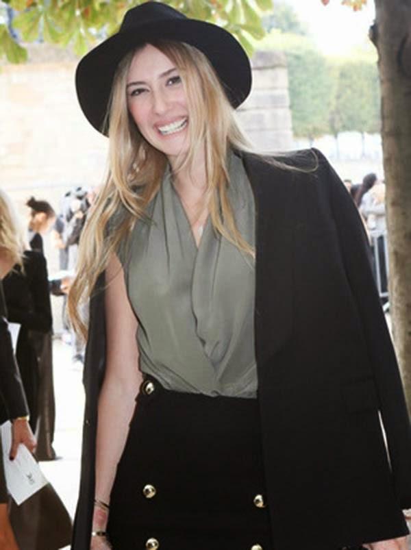 pelo largo suelto con sombrero 2015