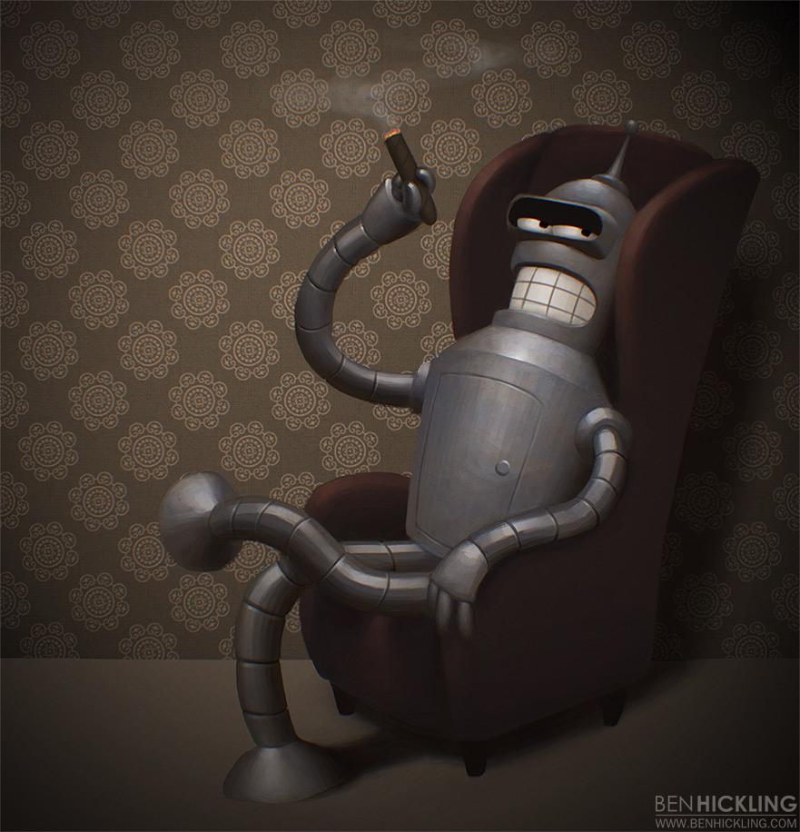 Doctor Ojiplático. Geek Art. Arte, Diseño, Ilustracion y Sables Laser