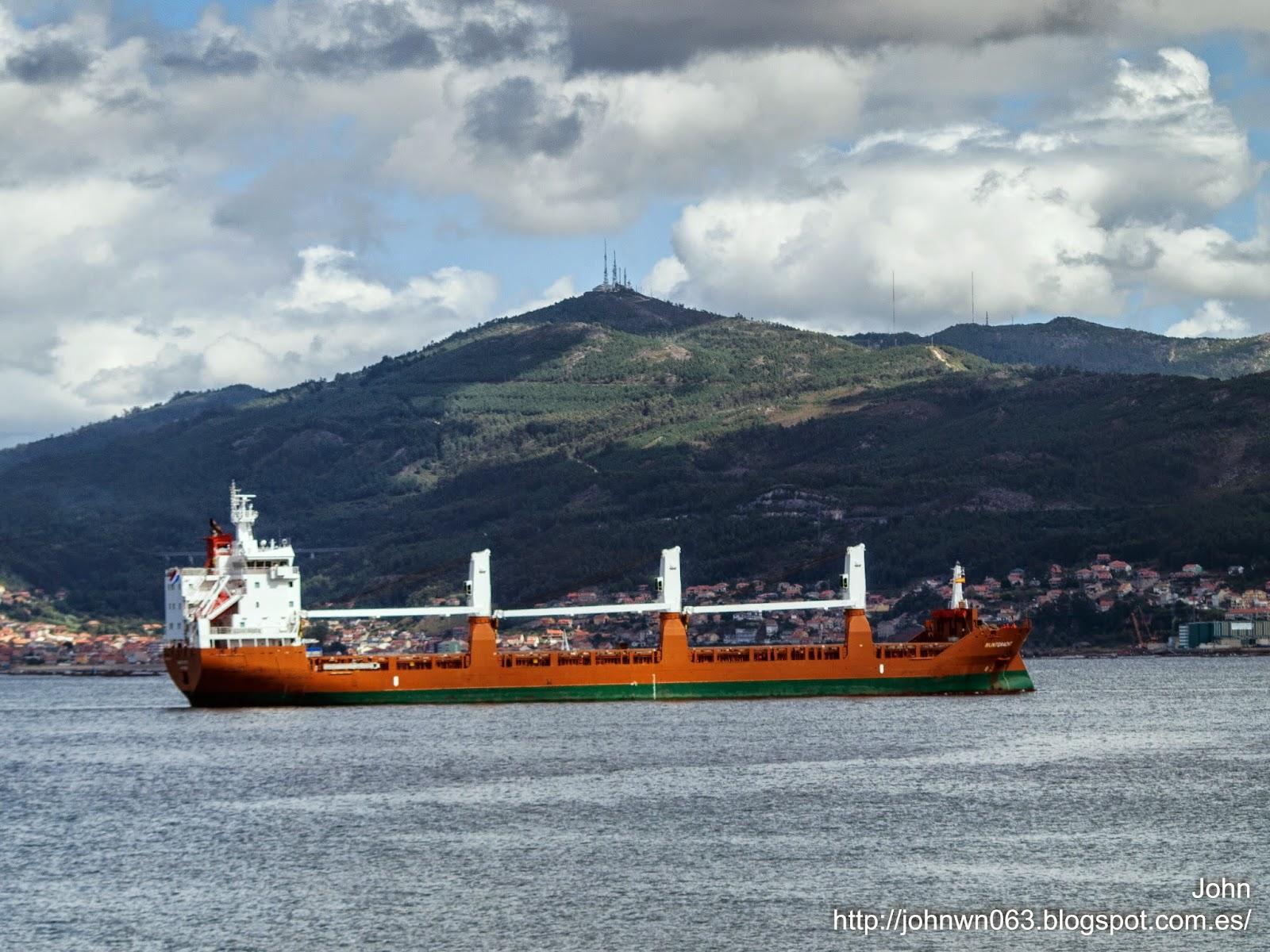fotos de barcos, imagenes de barcos, muntgracht, carga general, vigo