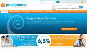 Prestiamoci prestiti personali tra privati online il for Prestiti tra privati