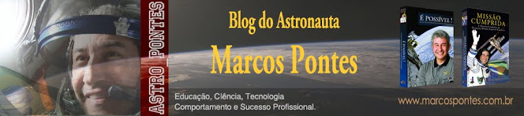 BLOG DO ASTRONAUTA MARCOS PONTES