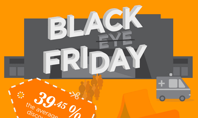 Black[eye]Friday Is Almost Here