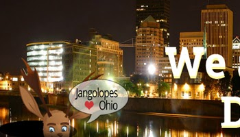 Preview of the new JangoMail website that we have been working on, Jangolopes love Ohio!
