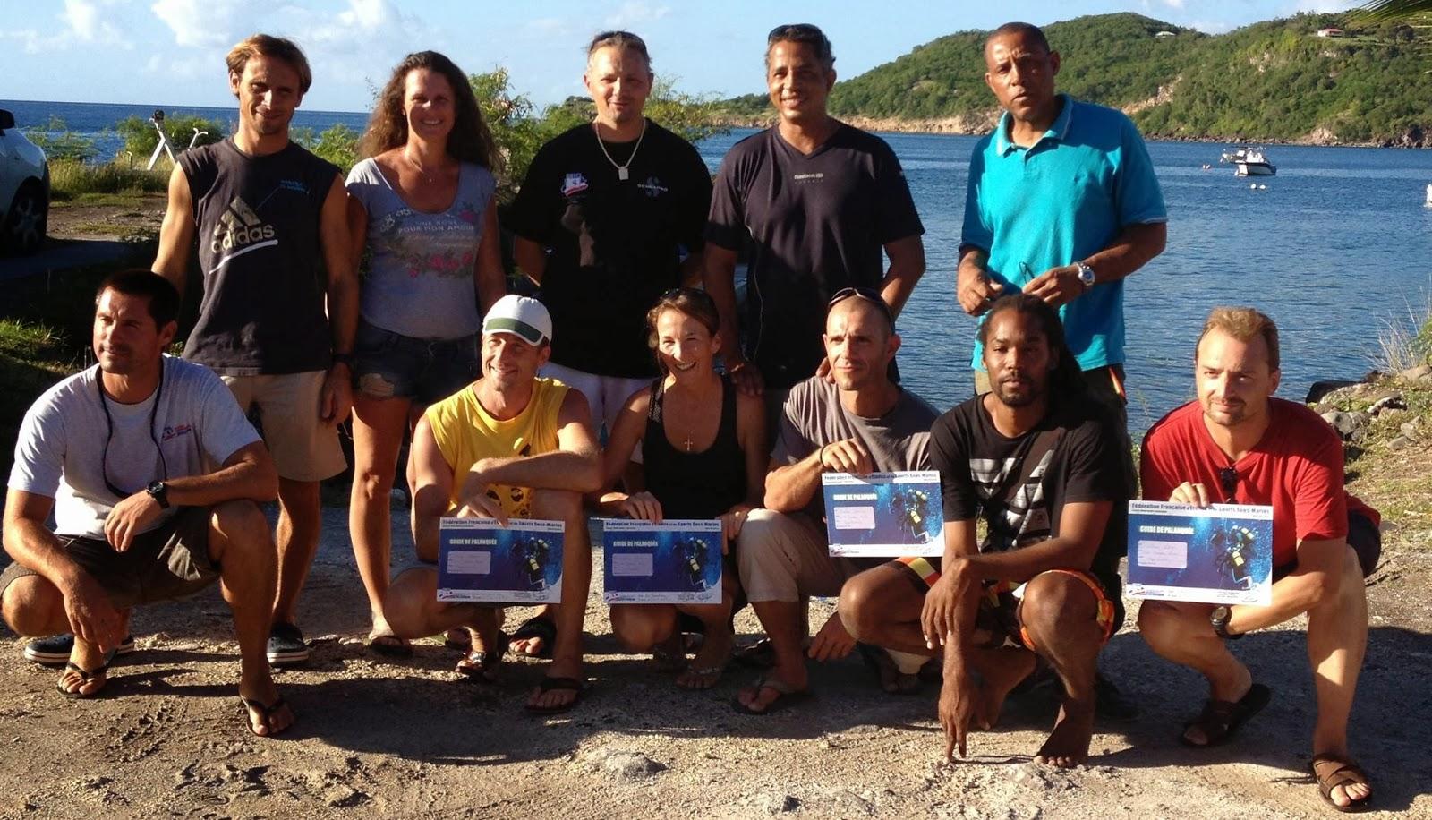 Séjour plongée Guadeloupe